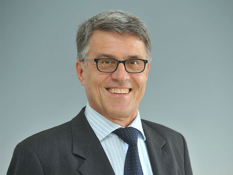 Bürgermeister Wolfgang Kroeger