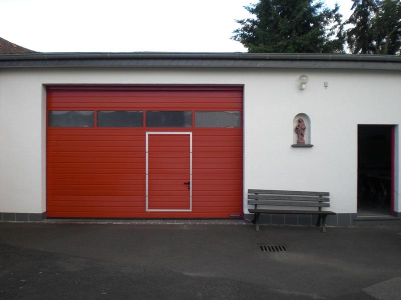Gerätehaus Löschgruppe Koisdorf