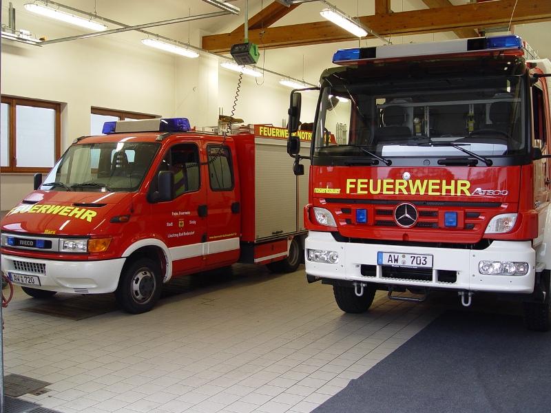 Fahrzeughalle Bad Bodendorf