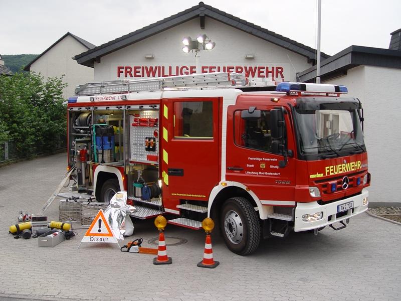 Tanklöschfahrzeug (TLF 16/25)
