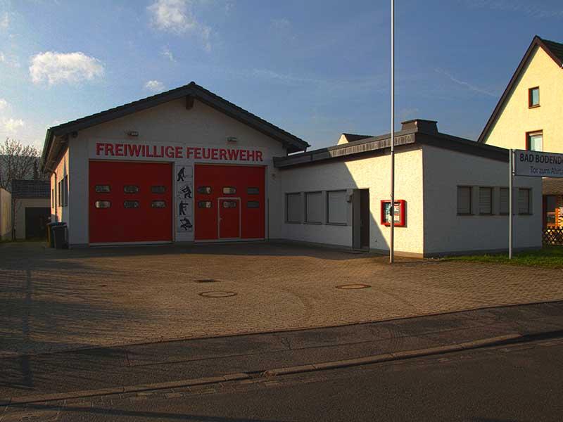 Gerätehaus Löschzug Bad Bodendorf