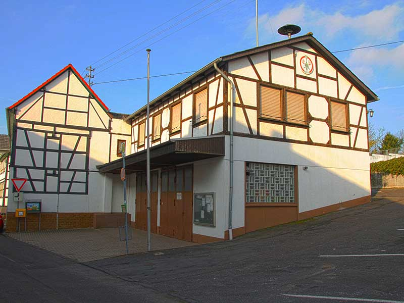 Gerätehaus Löschgruppe Franken