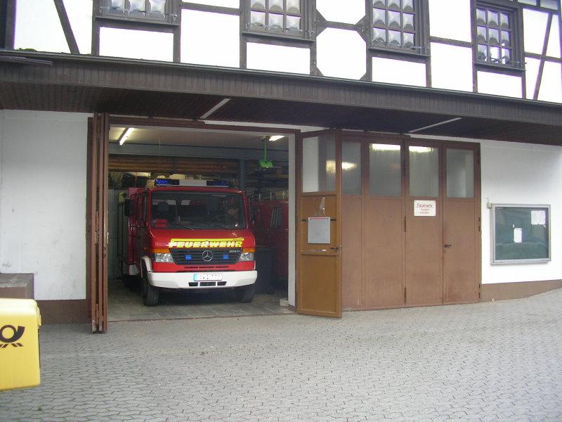 Fahrzeughalle Franken