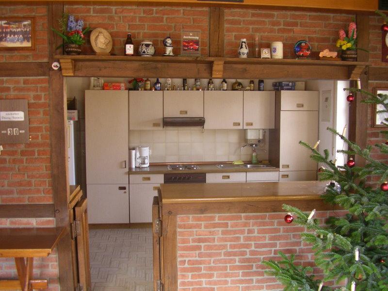 Küchenbereich Franken