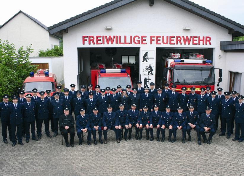Mannschaftsfoto LZ Bad Bodendorf
