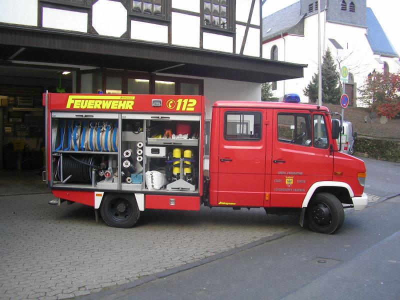 TSF-W Beifahrerseite