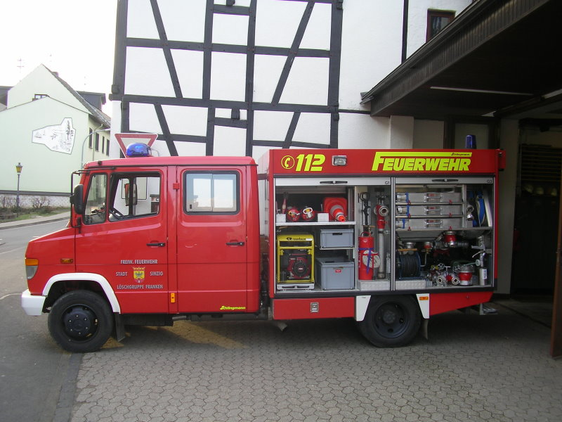 TSF-W Fahrerseite