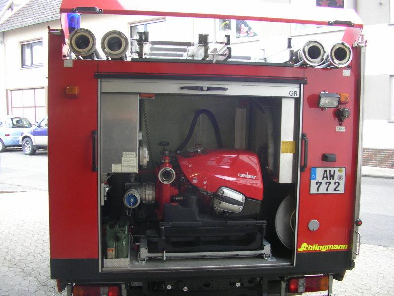 TSF-W Rückseite