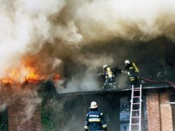 Gefährlicher Brandrauch
