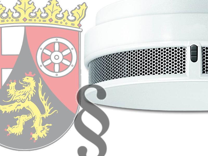 Gesetzliche Regelung in Rheinland-Pfalz