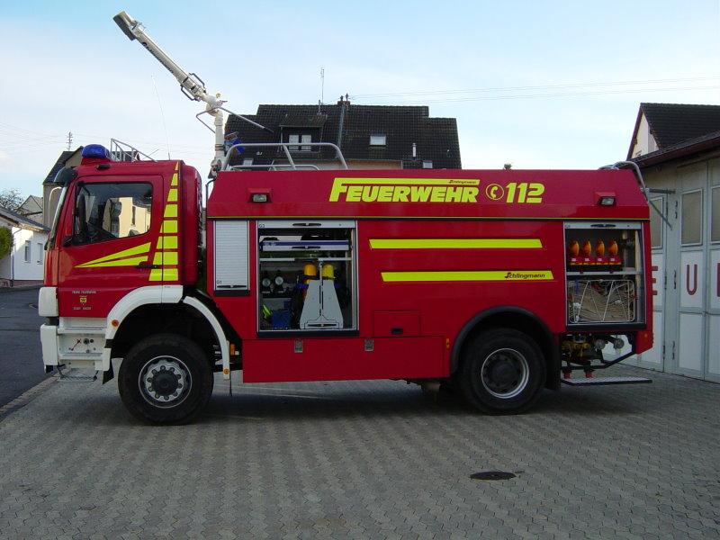 TLF 24/50 Fahrerseite