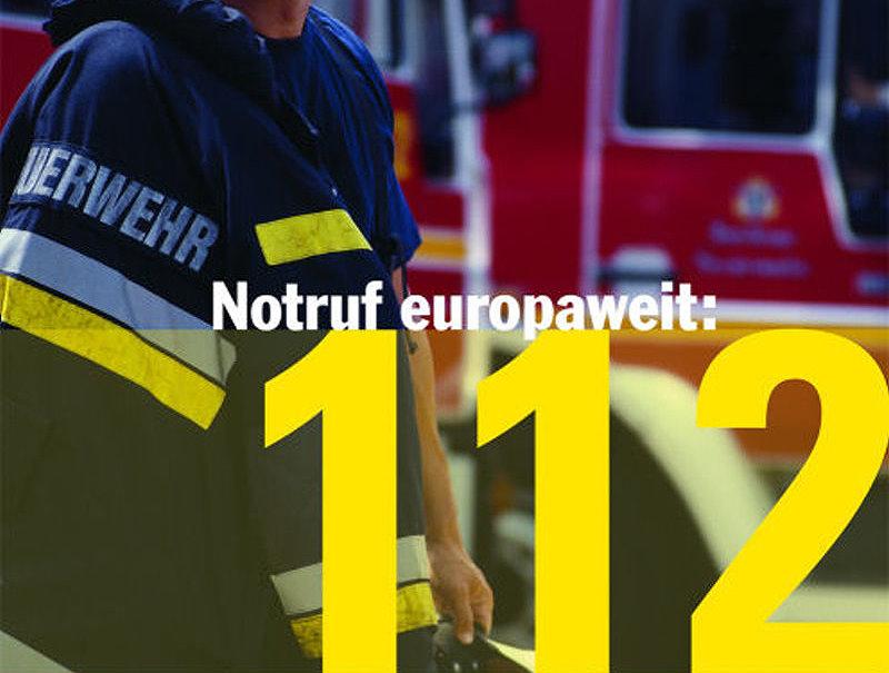 Europaweiter Notruf