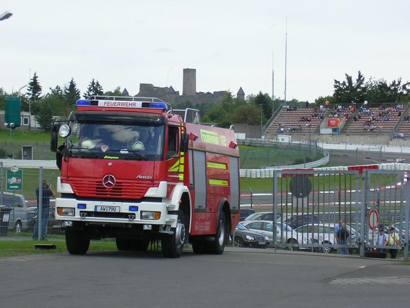 Auf dem Nürburgring