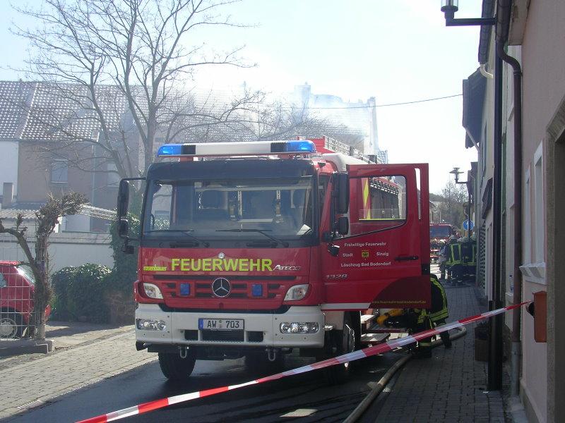Bad Bodendorfer Tanklöschfahrzeug