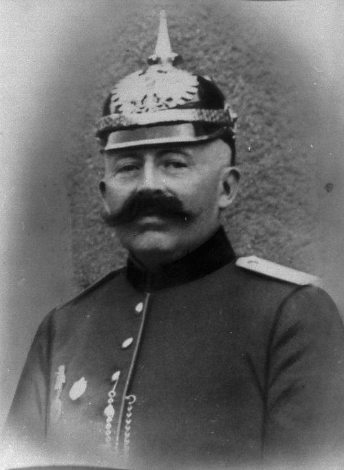 Josef Elsen, Wehrführer 1907 – 1934
