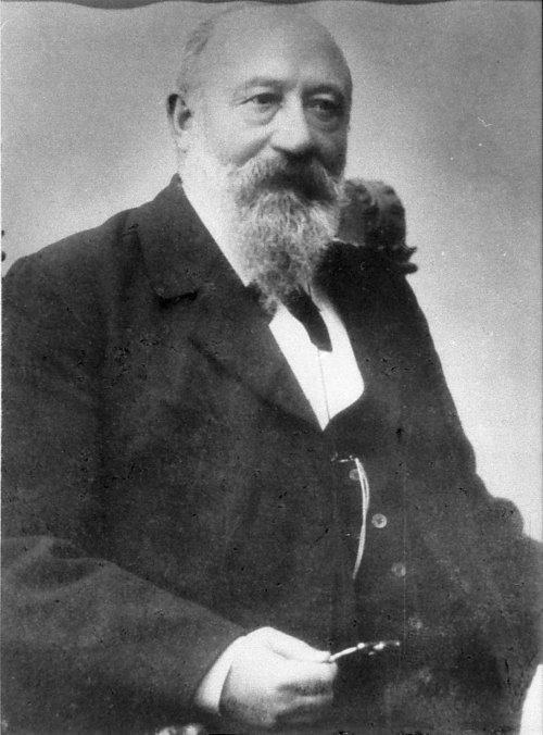 Otto Hattingen, Wehrführer 1887 – 1903