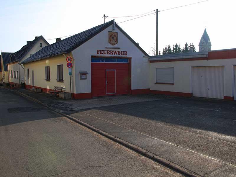 Gerätehaus Löschgruppe Westum