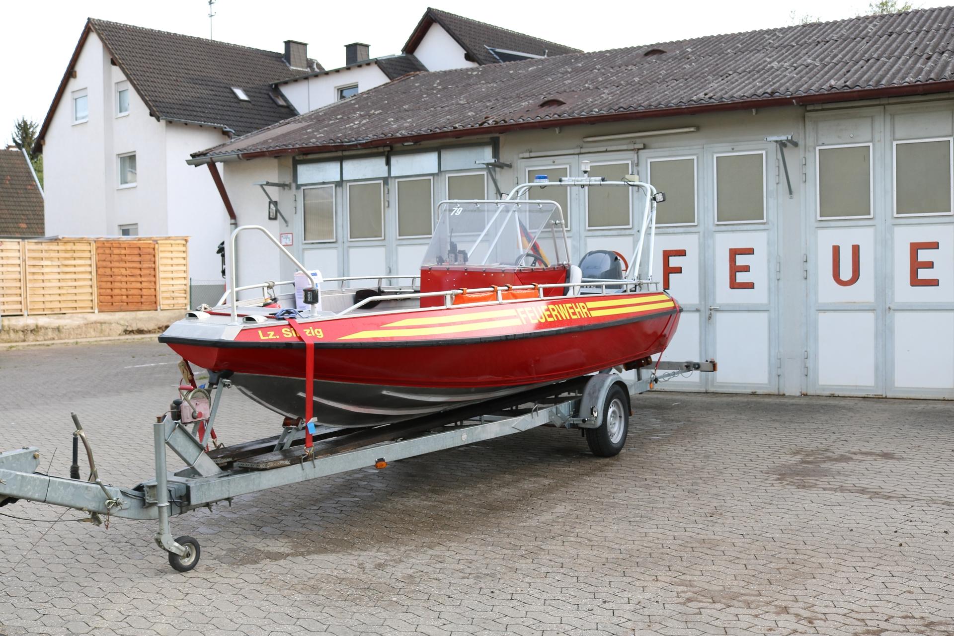 Rettungsboot (RTB 2)