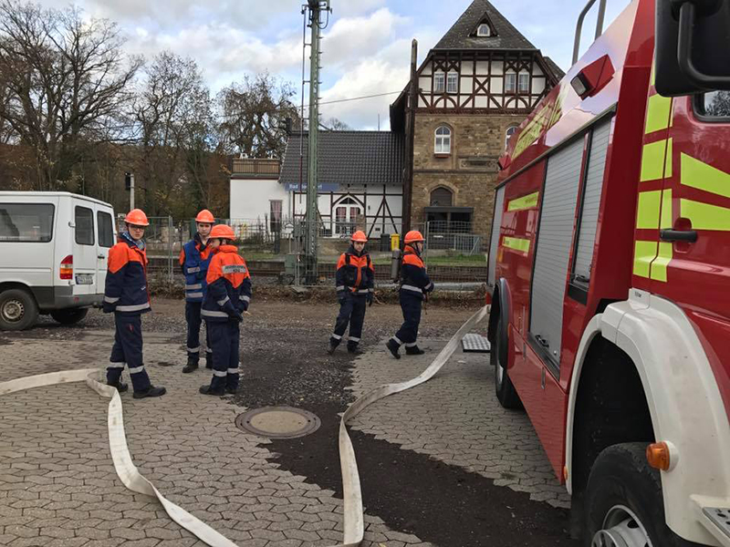 Brand in Bad Bodendorf