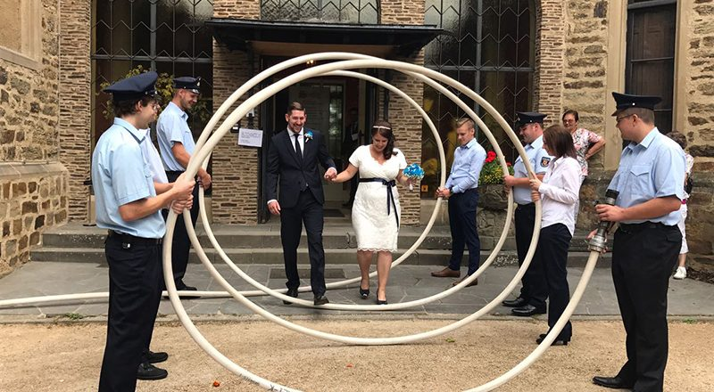 21.07.2017 - Hochzeit Manuel und Viktoria