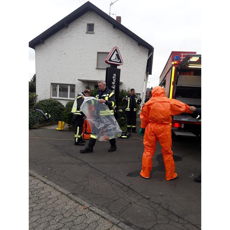 11.10.2017 - Gefahrstoffeinsatz Löhndorf