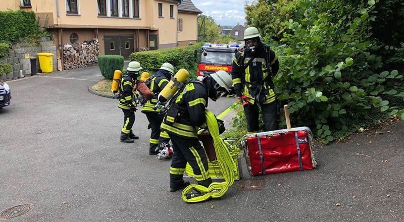 25.08.2018 - Übung St. Josef Gesellschaft
