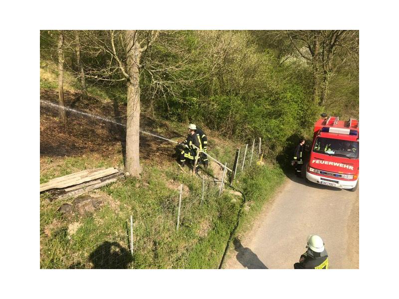 15.05.2019 - Flächenbrand Bad Bodendorf