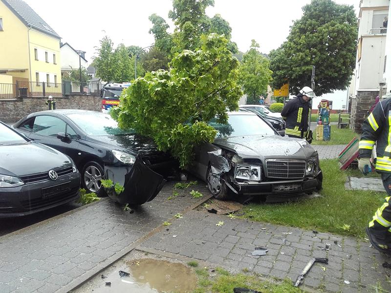 17.05.2019 - Verkehrsunfall HOT