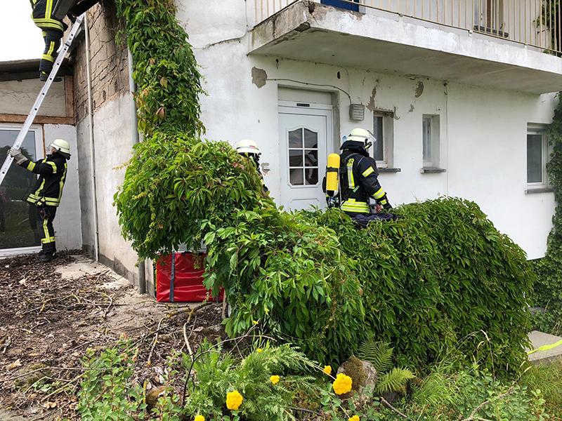 20.07.2019 - Übung Westumerstrasse