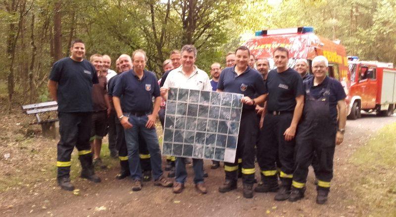 Waldbegehung-Rettungswege