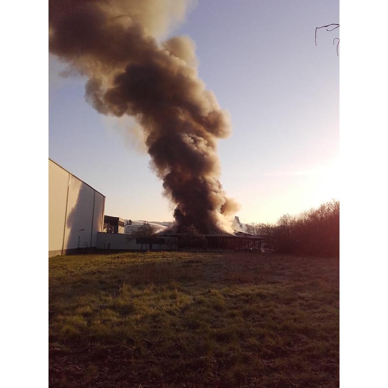 25.03.2020 - Industriebrand Remagen