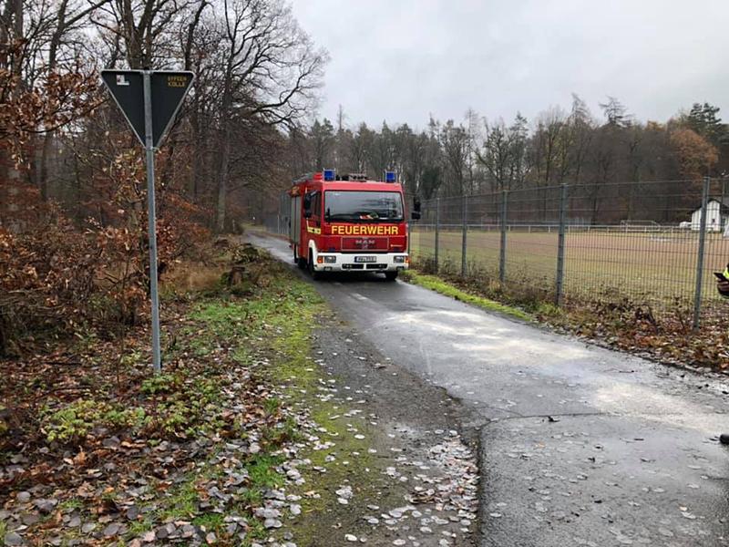 06.12.2020 - Ölspur Sinzig-Königsfeld